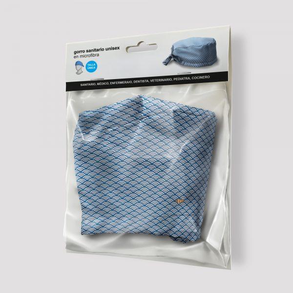 Packaging Gorro sanitario Pez