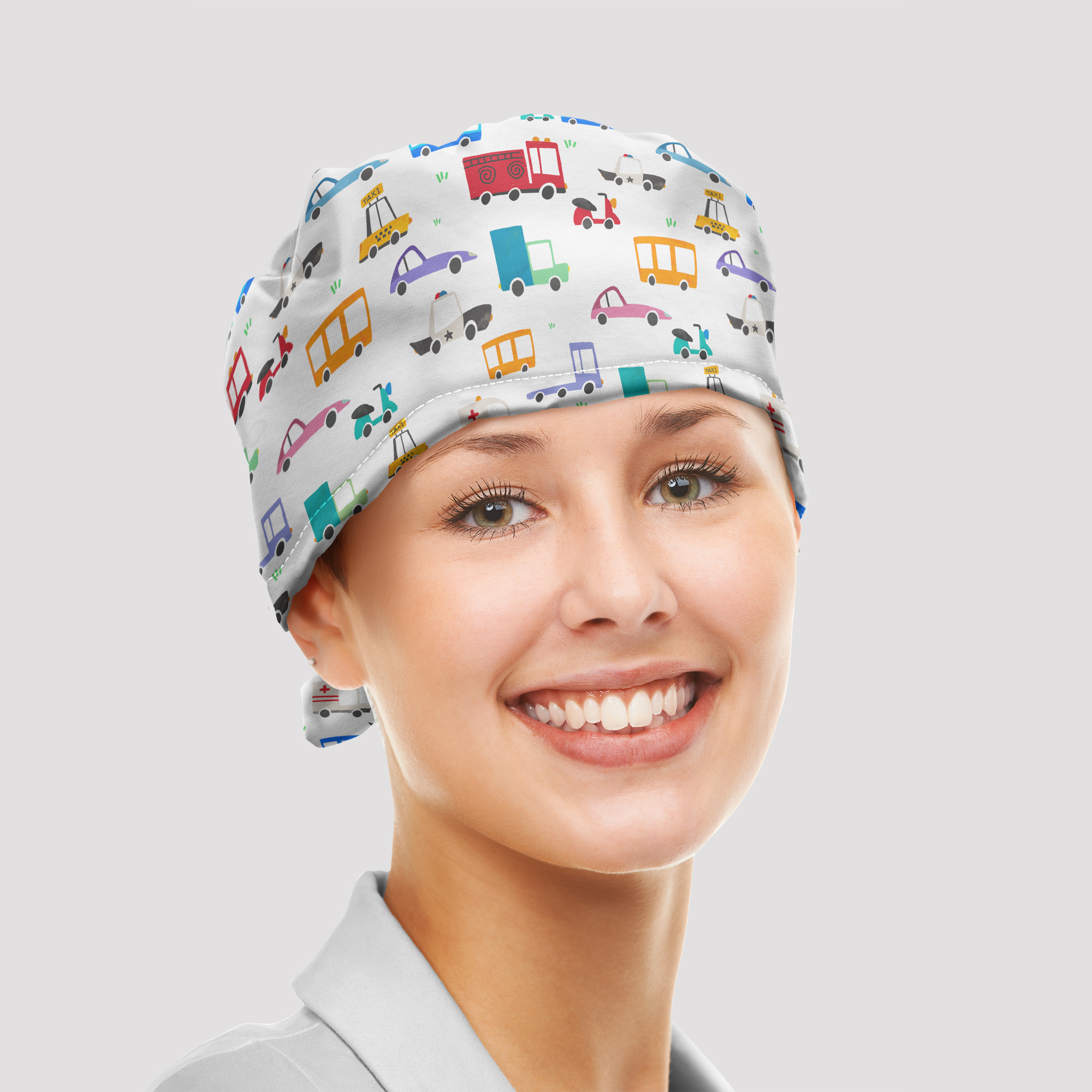 Gorro sanitario para estudiantes de Medicina