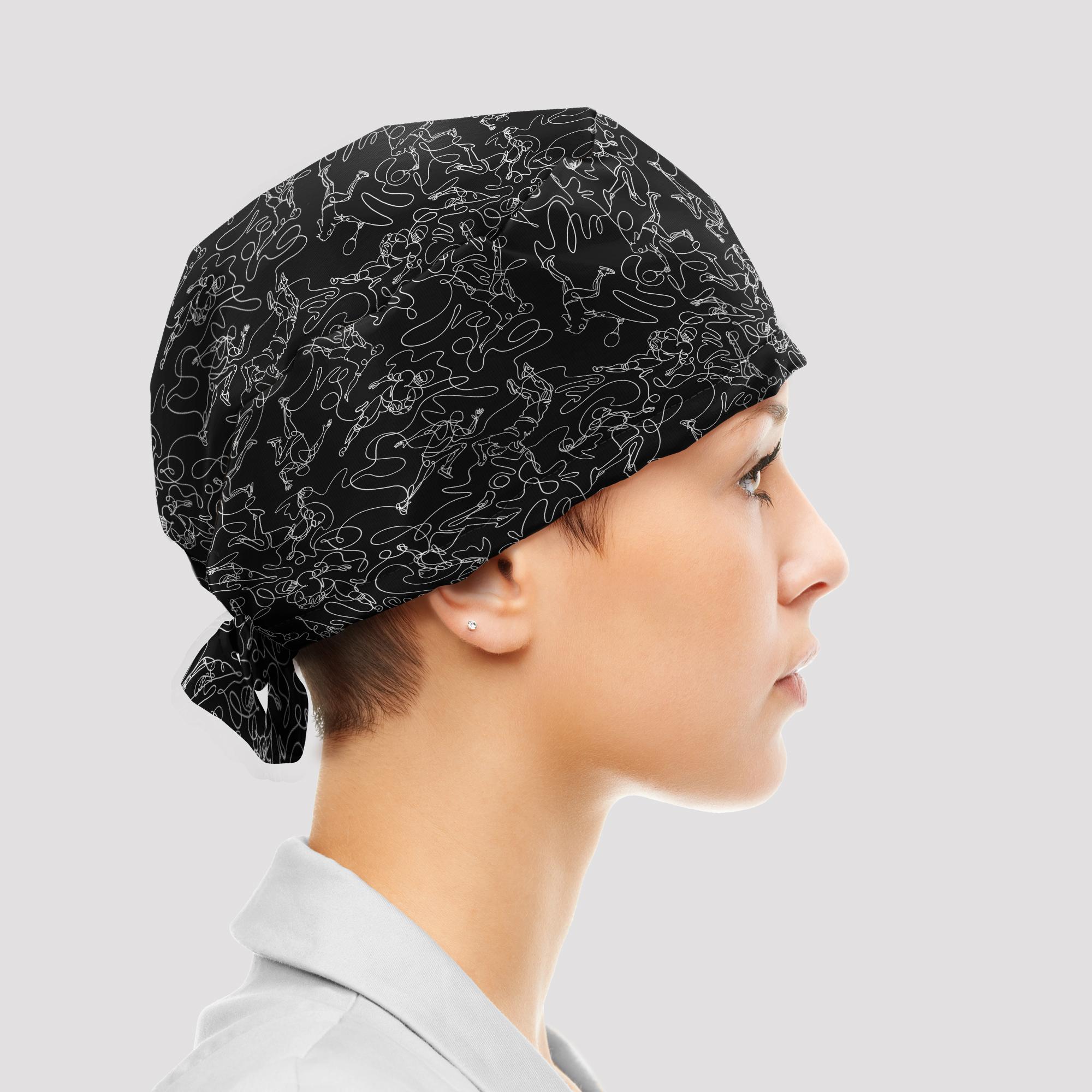 Gorro sanitario – ¿Para pelo largo o corto?
