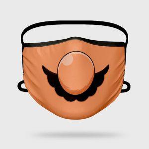 Mascarilla higiénica Mario