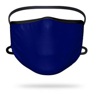 Mascarilla higiénica Azul Marino