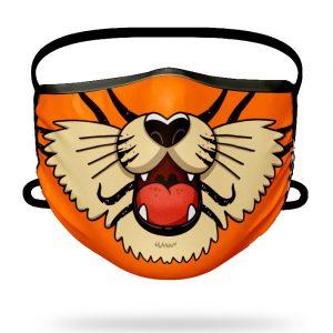 Mascarilla higiénica Tigre