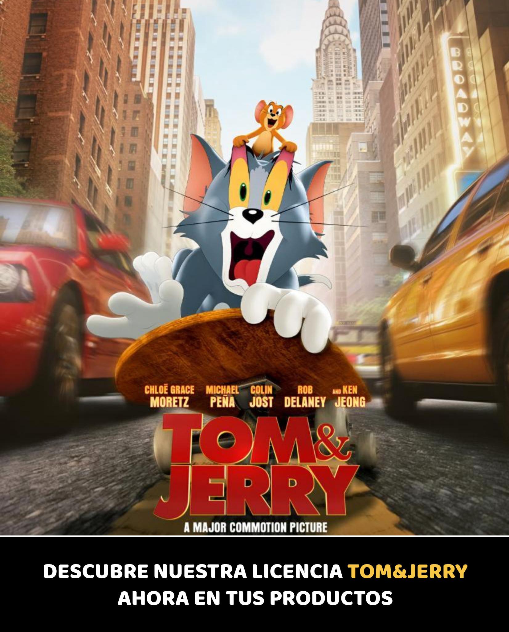 Licencias Oficiales Tom&Jerry